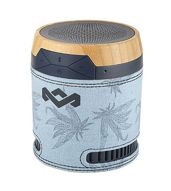 MARLEY Chant BT Speaker Blue Hemp / přenosný audio systém s Bluetooth / modrá