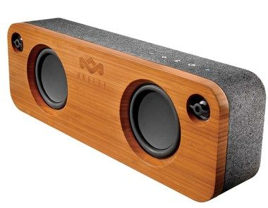 MARLEY Get Together BT Speaker Midnight / přenosný audio systém s Bluetooth / hnědo-šedý