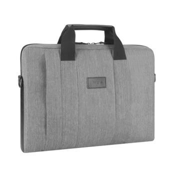"Targus Smart Grey Laptop Case / Taška pro Notebook 14"" - 15.6"" / šedá"