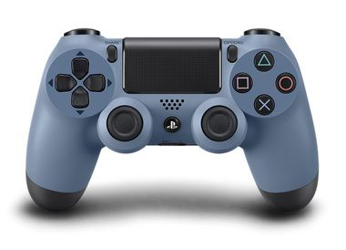 Dualshock 4 Controller Uncharted 4 (Sony PlayStation 4) / Modrý