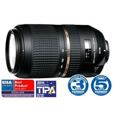 Tamron objektiv SP AF 70-300mm / F4-5.6 Di USD pro Sony