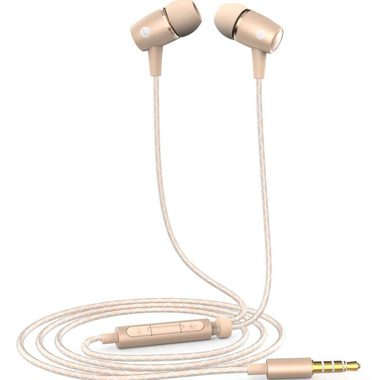HUAWEI AM12 Plus Gold / Stereo headset / zlatá
