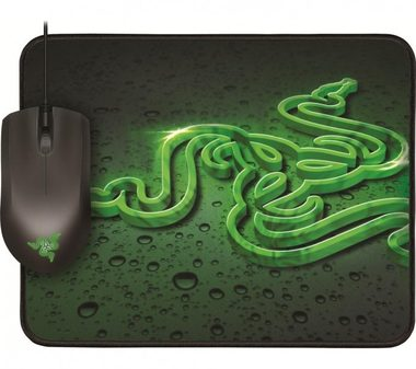 RAZER ABYSSUS + Goliathus SMALL Speed Mat / Bundle