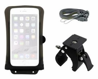 "DiCAPac Action DB-C2 WaterProof Case + Bike Mount pro Smart phone do 5.7"" / Univ.upto 5,7"",Galaxy note,iPhone 6 plus"