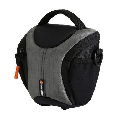 Vanguard fotopouzdro Zoom Bag Oslo 12Z GY / 165 × 115 × 170 mm / šedá