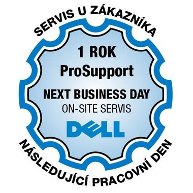 ProSupport DELL prodloužení záruky o 1 rok pro PC Precision / on-site Next Business Day