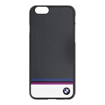BMW Stripe Aluminium Hard Case pro Apple iPhone 6 a 6S / šedý