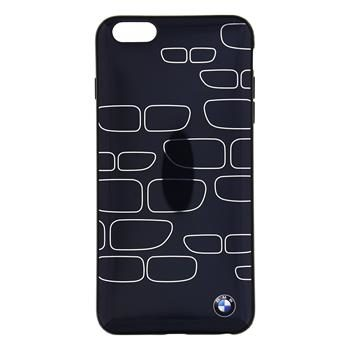 BMW TPU pouzdro Kidney pro Apple iPhone 6 Plus / šedý