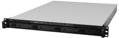 Synology RS815RP+ Rack Station / Intel Atom C2538 2.4GHz / 2GB / USB 3.0