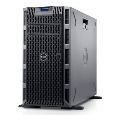 DELL PowerEdge T320 QC / Xeon E5-2403v2 / 16GB / 4x300 GB / RAID 5 / redzdroj / iDrac ent. / 3YNBD