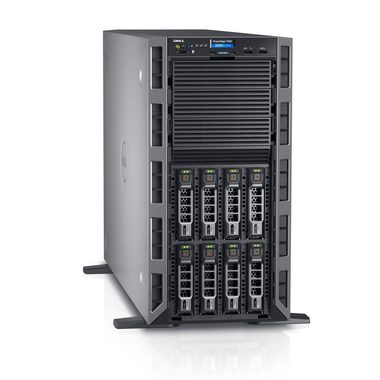 DELL PowerEdge T630 / 2x Xeon E5-2640 v3 2.6GHz / 32GB / 1x 300GB SAS 10k / DVDRW / H730p / 2x GLAN / 3YNBD on-site