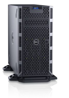 DELL PowerEdge T330 E3 / Xeon E3-1220 v5 3GHz / 16GB / 4x 1TB NLSAS / DVDRW / H730 / 2x GLAN / 2x 495W / 3YNBD on-site