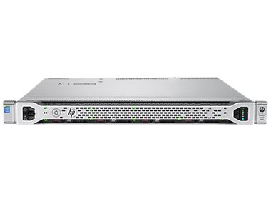 HP ProLiant DL360 G9 / Intel Xeon E5-2620v3 2.4GHz / 16GB / 2x300GB 15k / RAID / DVDRW / 4x GLAN / 500W