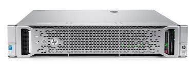 "HP ProLiant DL380 G9 / Intel Xeon E5-2620v4 2.1GHz / 16GB / 8x 2.5"" / RAID / 4x GLAN / 500W(80+Platinum)"
