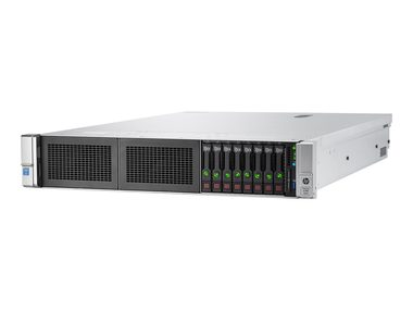 "HP ProLiant DL380 G9 / Intel Xeon E5-2630 v4 2.2GHz / 16GB / 8x2.5"" / RAID / 4x GLAN / 500W(80+Platinum)"