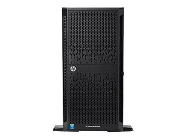 HP ProLiant ML350 G9 / Intel Xeon E5-2620v3 3.2GHz / 16GB / 2x300GB / 4xGLAN / 2x500W / černá