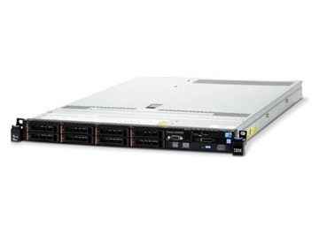 "Lenovo ThinkServer RD550 Rack / Intel Xeon E5-2609 1.9GHz / 8GB / 4x 3.5"" SATA-SAS / DVD / 750W Platinum"