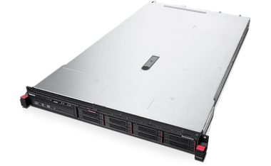 "Lenovo ThinkServer RD350 Rack / Intel Xeon E5-2609v3 1.9GHz / 8GB / 8x 2.5"" SATA-SAS / DVD / 550W Platinum"
