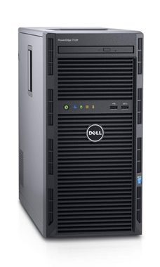 DELL PowerEdge T130 / Xeon E3-1270 v5 3.6GHz/ 16GB / 2x 2TB NLSAS / DVDRW / H330 / 2x GLAN / 3YNBD