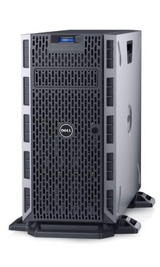 DELL PowerEdge T330 / Xeon E3-1230 v5 3.4GHz / 16GB / 4x 300GB NLSAS / DVDRW / H730 / 2x GLAN / 2x 495W / 3YNBD on-site