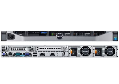 DELL PowerEdge R630 / Xeon E5-2697v3 2.6GHz / 32GB / 2x300GB 15k / H730 / DVD / iDRAC8 Enterprise / 1U / 3YNBD