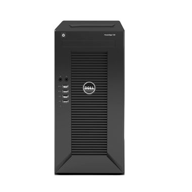 DELL PowerEdge T20 / Intel Xeon E3-1225 v3 3.2GHz / 8GB RAM / 2x 1TB / DVD / GLAN / 3YNBD