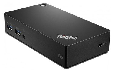 Lenovo ThinkPad USB 3.0 Pro Dock / USB 3.0 / USB 2.0 / DVI / DP / LAN