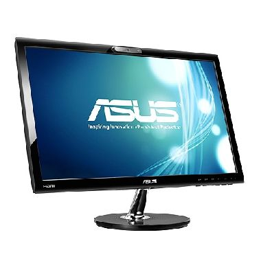 "LCD Monitor 22"" ASUS VK228H / TN / FHD 1920 x 1080 / 16:9 / 5 ms / 250 cd / 80M:1 / VGA + DVI + HDMI"