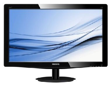 "LCD Monitor Philips LCD 226V4LAB 21,5""wide/1920x1080/5ms/10mil:1/DVI/LED/repro"
