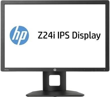 "24"" HP Z24i / LED / 1920x1200 / IPS / 16:10 / 8ms / 1000:1 / 300cd-m2 / DVI+DP+VGA+USB / Pivot / Černý"