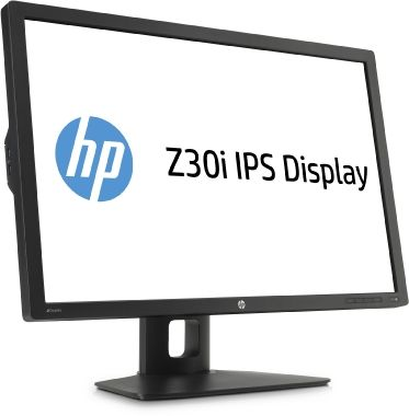 "LCD Monitor 30"" HP Z30i / LCD / 2560 x 1600 / AH-IPS / 16:10 / 8ms / 1000:1 / 350cd/m2 / DVI / DP / USB / VESA / Černý"