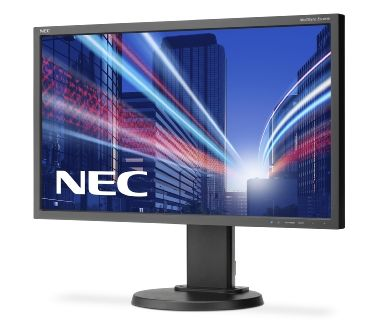 "LCD Monitor 24"" NEC E243WMi   / LED / 1920 x 1080 / IPS / 16:9 / 6ms / 1000:1 / 250cd-m2 / DVI / PIVOT / černý"