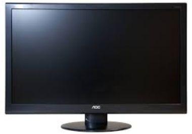 "LCD Monitor 27"" AOC e2752Vq / LED / 1920 x 1080 / TN / 16:9 / 2 ms / 1200:1 / 300cd-m2 / VGA+DVI+HDMI / Repro / Černý"