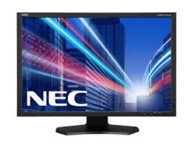 "LCD Monitor 24"" NEC PA242W / AH-IPS / LED / 1920 x 1200 / 16:10 / 8ms / 1000:1 / 340cd-m2 / DVI / HDMI/ černý"