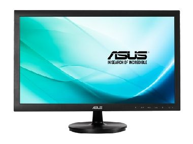 "LCD Monitor 22"" ASUS VS228NE / TN / FHD 1920 x 1080 / 16:9 / 5 ms / 200 cd / 50M:1 / VGA + DVI"