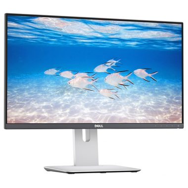 "LCD Monitor 24"" DELL U2414H UltraSharp / WLED / 1920x1080 FHD / IPS / 16:9 / 8ms / 1000:1 / 250cd-m2 / HDMI+mDP+DP / USB 3.0 / černá"