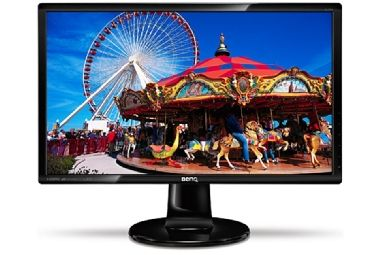 "LCD Monitor 27"" BenQ GL2760H / TN LED / 1920x1080  / 2ms / 12mil:1 / 300cd-m2 / DVi / VGA / HDMI / černá"