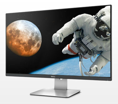 "LCD Monitor 24"" DELL S2415H / WLED IPS / 6ms / 1000:1 / Full HD / VGA / HDMI / IPS panel / repro / černy"
