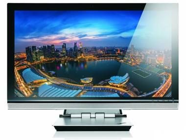 "LCD Monitor 28"" LENOVO 4K Smart / TN-WLED / 3840 x 2160 / 16:9 / 5ms / 1000:1 / 300cd-m2 / 3xHDMI+DP / Pivot / Android / 2GB / Tegra"