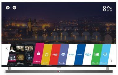 "55"" LG 55LB870V / 3D Full HD / Smart TV cinema / ILED / WI-FI / MCI1000 / DVB-T2/C/S2 / WIDI /"
