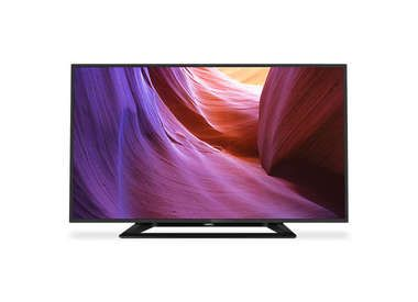 "40"" Philips 40PFT4100/12 / LED / Full HD / 100Hz / DVB-T/T2/C / černá"