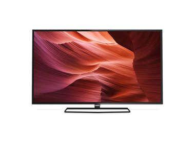 "40"" Philips 40PFT5500/12 / Android TV / LED / Full HD / 200Hz / DVB-T/T2/C / černá"
