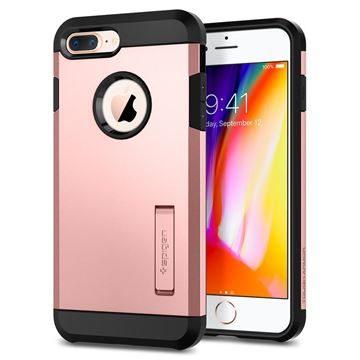 Spigen Tough Armor 2 rose gold zadní kryt pro Apple iPhone 7+   8+  růžovozlatá b65fbebbac1