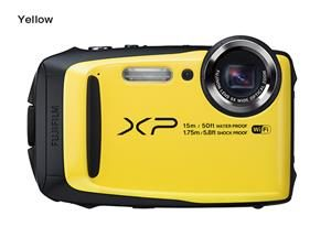 Fujifilm FinePix XP90 Yellow / 16.4 MP / 5x zoom CST / Žlutý