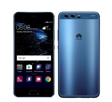 "Mobilní telefon - HUAWEI P10 Dazzling Blue / CZ distribuce / 5.1"" / Octa-Core 2.4GHz / 4GB RAM / 64GB / 12MP+20MP+8MP / LTE / Android 7"