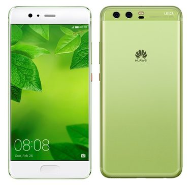 "Mobilní telefon - HUAWEI P10 Greenery / CZ distribuce / 5.1"" / Octa-Core 2.4GHz / 4GB RAM / 64GB / 12MP+20MP+8MP / LTE / Android 7"