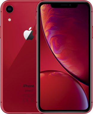 "Mobilní telefon - Apple iPhone XR 128GB červená (PRODUCT) RED / 6.1"" / Hexa-core / 3GB / 128GB / 12MP+7MP / iOS14"