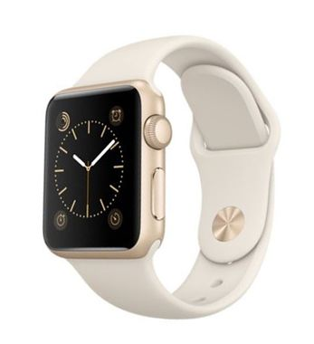 d0fb9b962 Chytré hodinky Apple Watch SPORT Antique White / 38mm / 130–200mm ...