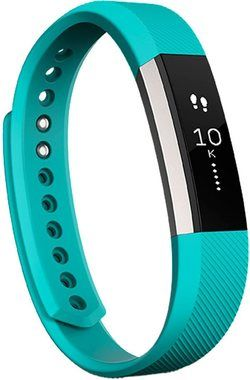 Fitness náramek Fitbit Alta velikost L / Fitness / Android / iOS / zelená (Teal)