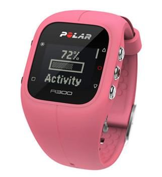 POLAR A300 / Fitness / Bluetooth / bez HR / růžová